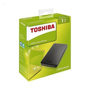 Disque dur externe Toshiba USB 3.0 1To Noir