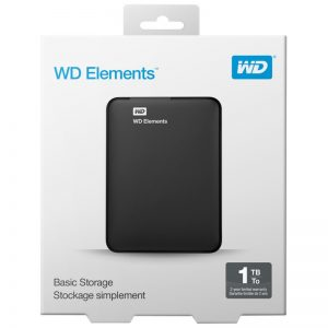 WD Elements 1To