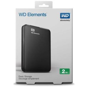 WD Elements 2To